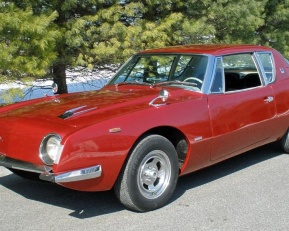 Red 1963 Studebaker Avanti R2 Car Photo | Studebaker Car Pictures