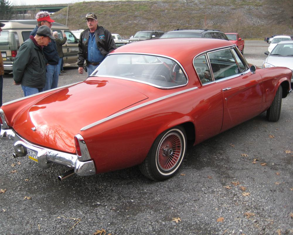 1953 Studebaker hardtop | Flickr - Photo Sharing!