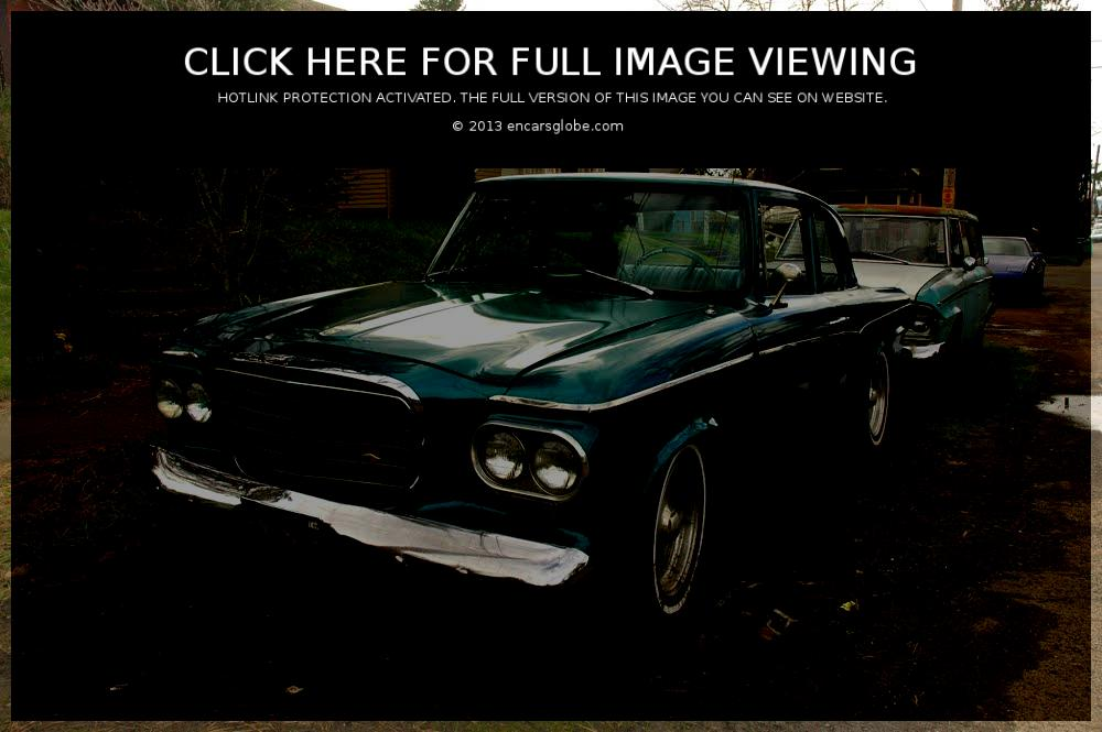 Studebaker Lark Regal: Photo gallery, complete information about ...
