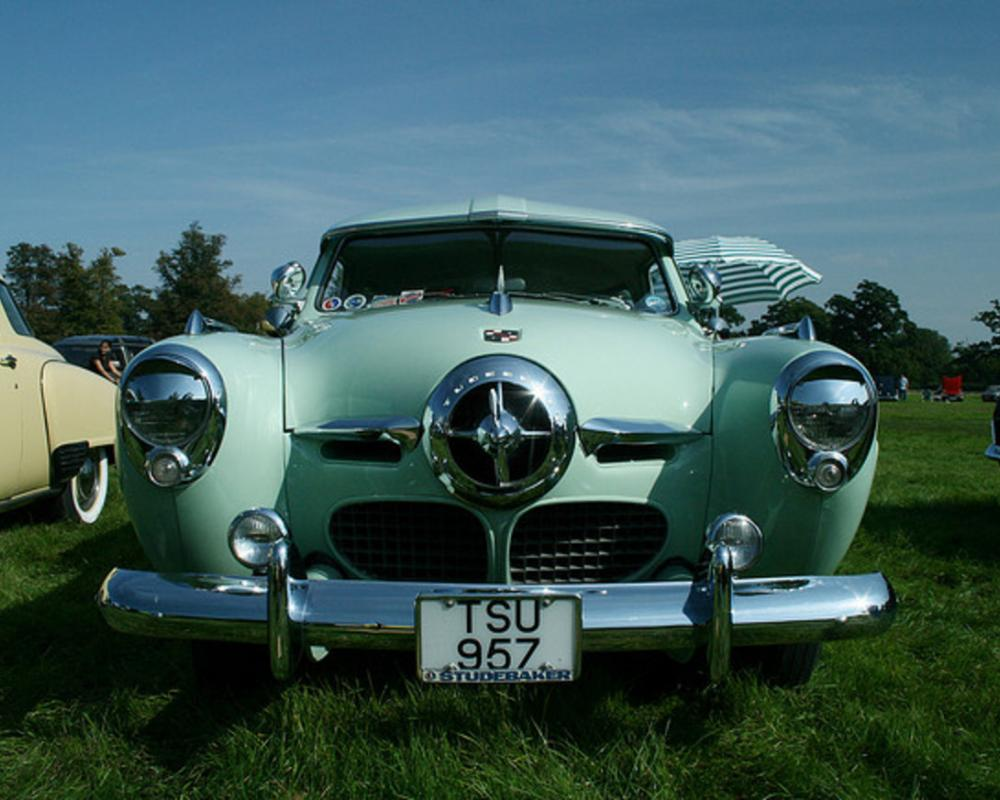 1950 Studebaker Champion Starlight Coupe | Flickr - Photo Sharing!
