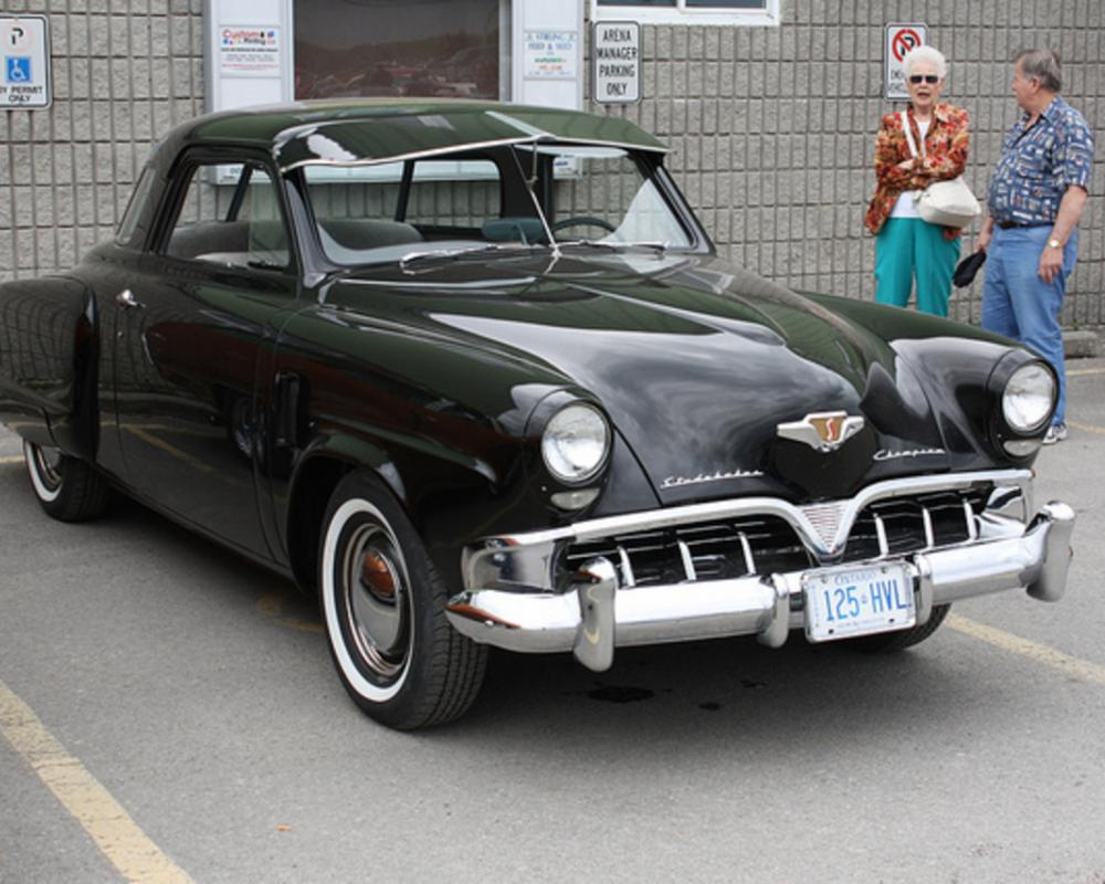 1952 Studebaker Champion Starlight Coupe | Flickr - Photo Sharing!