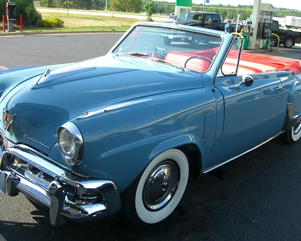 1952 Studebaker Commander convertible | Flickr - Photo Sharing!