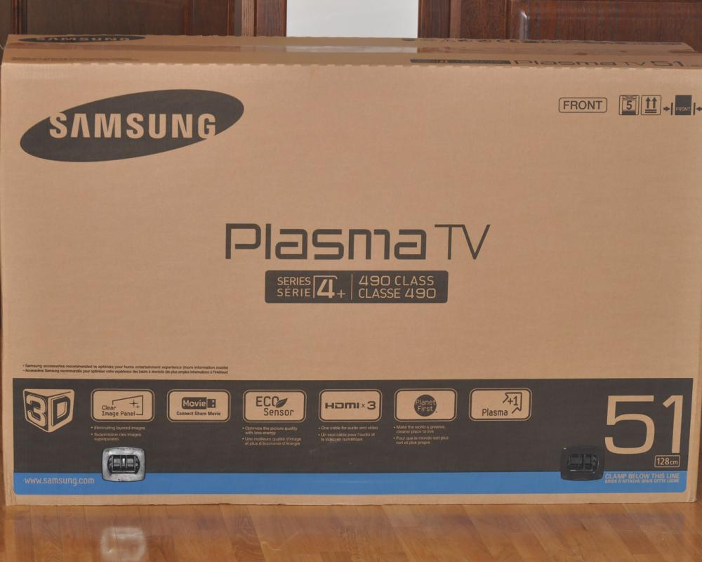Plasma TV 51 inch pic 2 of 2 | Flickr - Photo Sharing!