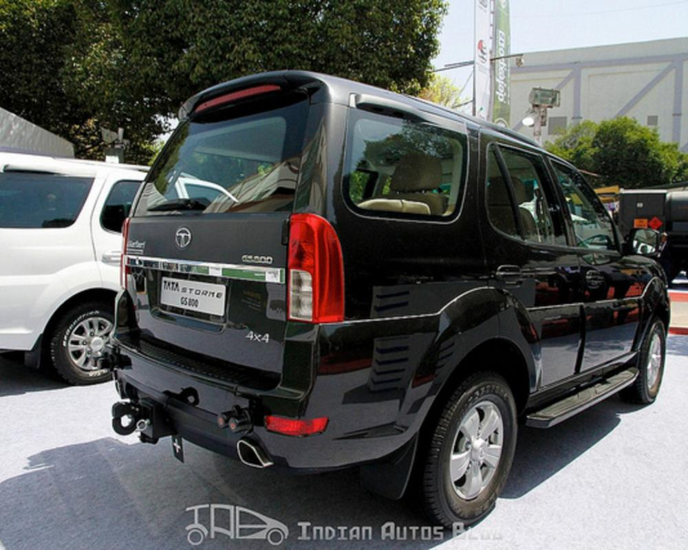 Tata Safari Storme GS800 -3 | Flickr - Photo Sharing!