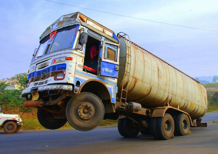 Tata 1615 TC Photo Gallery: Photo #08 out of 9, Image Size - 447 x ...