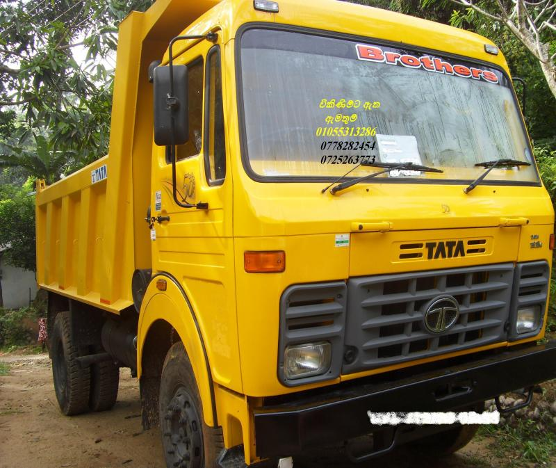 sriads.com | Registered (Used) Tata 1615 Lorry for sell at Kandy