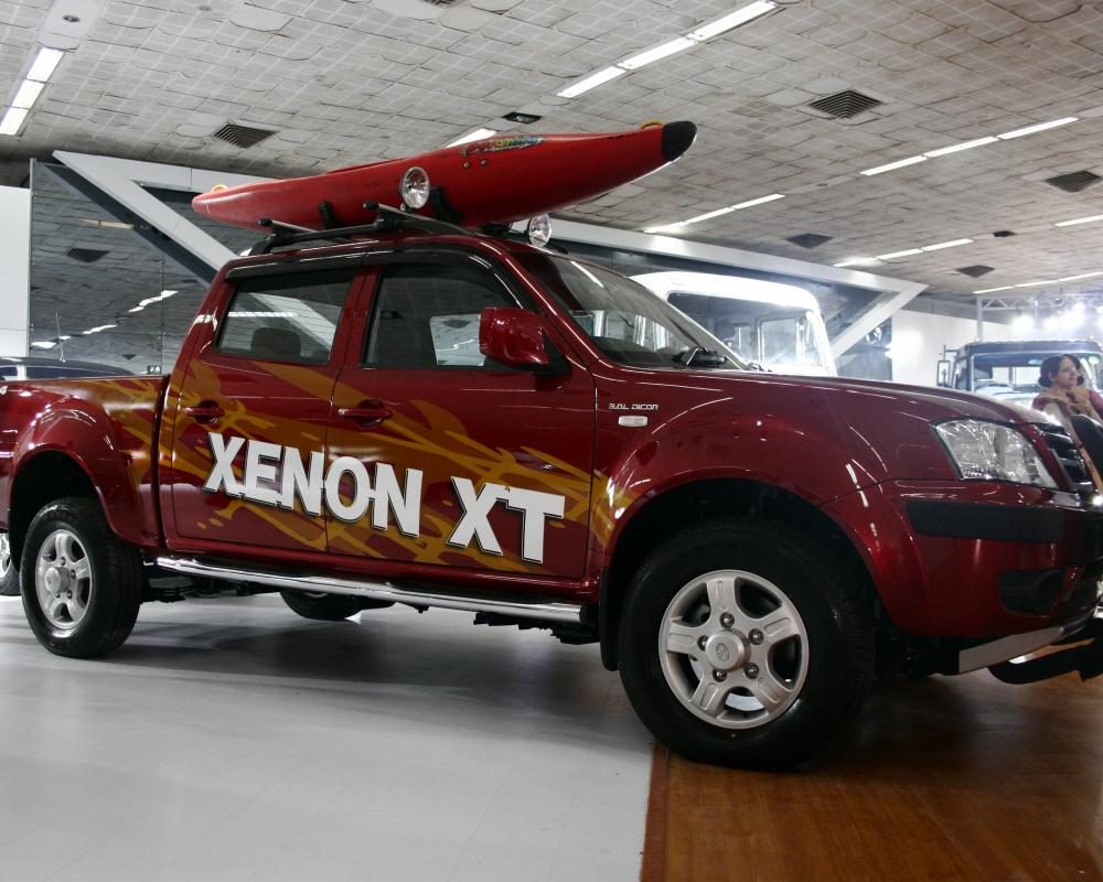 Tata Xenon Photo Gallery: Photo #11 out of 12, Image Size - 500 x ...