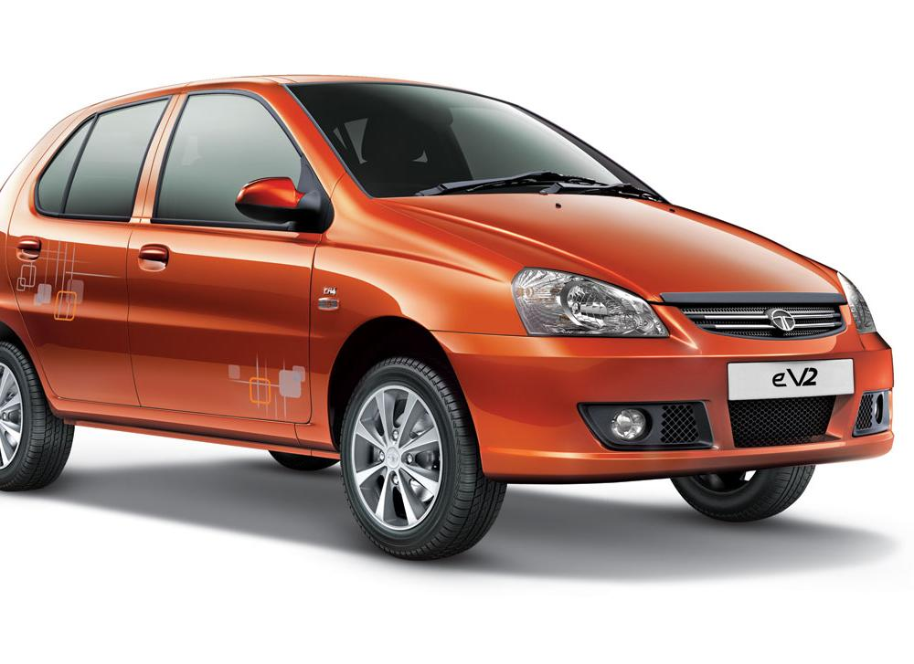 Flickr: Discussing Tata Motors Launches New Indica eV2 in AUTOS (