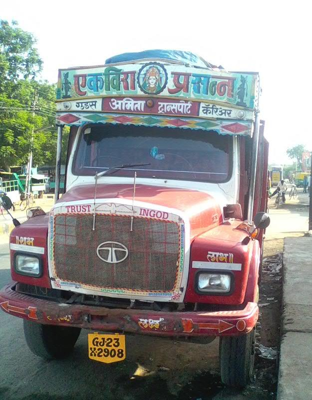 Excellent condition tata truck for sell - Khambhat - Buses ...