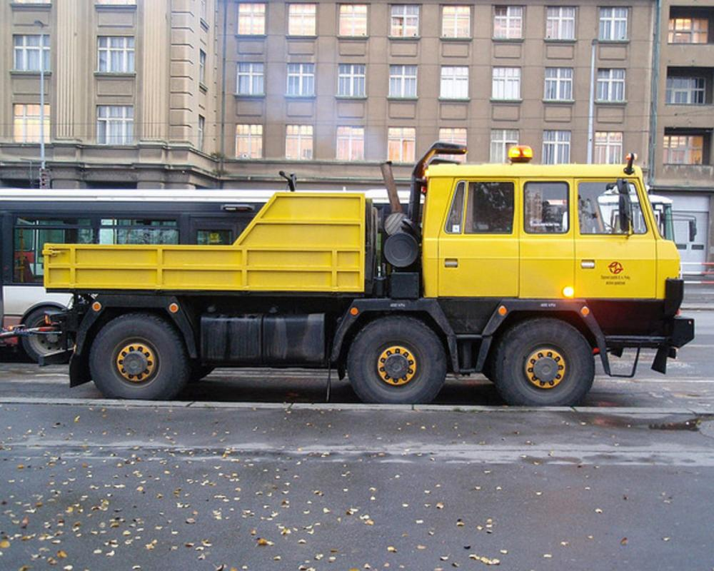 Tatra 815 TP 6x6.1R | Flickr - Photo Sharing!