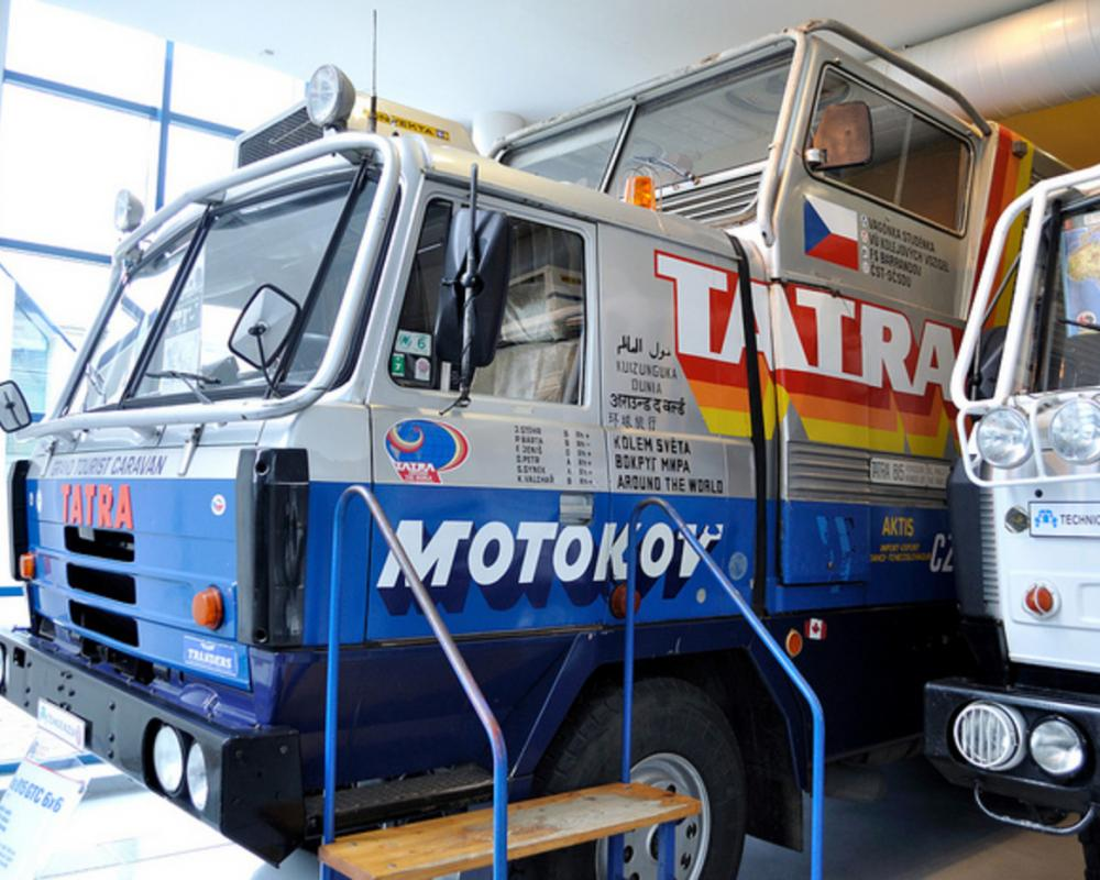 Tatra 815 GTC 6x6 expedition vehicle (1987) | Flickr - Photo Sharing!
