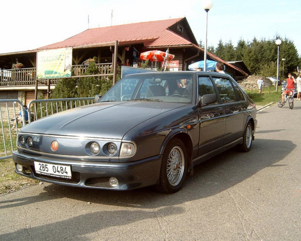 1998 Tatra T700 | Flickr - Photo Sharing!