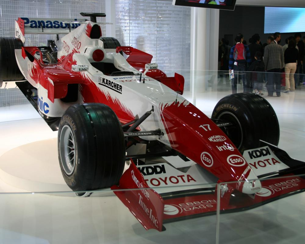 Toyota TF105 (1) | Flickr - Photo Sharing!
