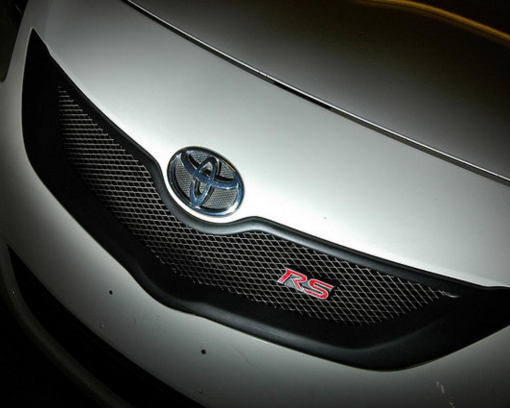 Toyota Yaris RS | Flickr - Photo Sharing!