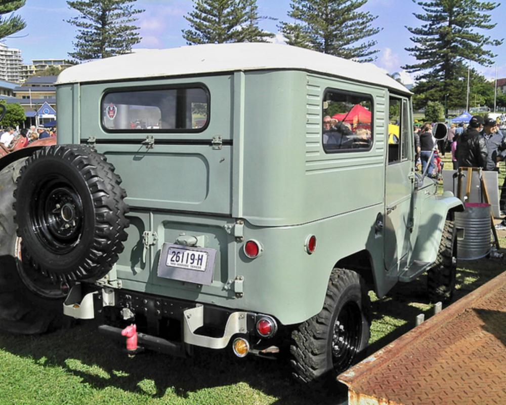1964 Toyota Land Cruiser FJ40 4WD | Flickr - Photo Sharing!