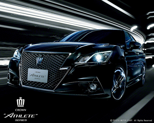 2013 Toyota Crown Athlete | Flickr - Photo Sharing!
