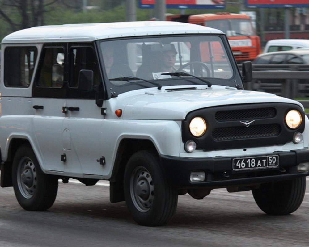Flickr: The Soviet cars: UAZ Pool