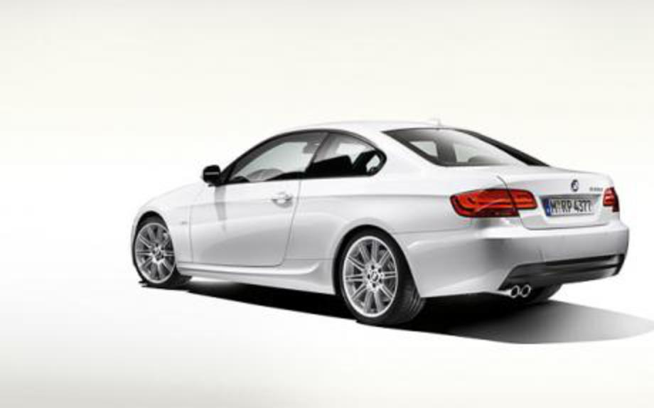 Photo of BMW 325d Coupe M Sport