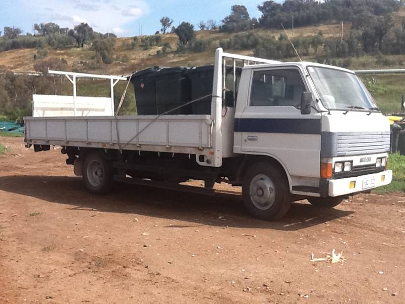 Swap Mazda T3500 truck for farm tractor Fisher Weston Creek image 1