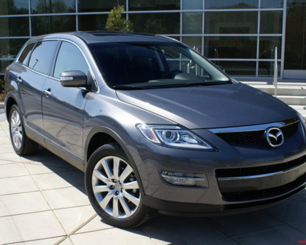 by Holly R. 2008 Mazda CX-9. Pros: VERY roomy; Engine pick-up is really good