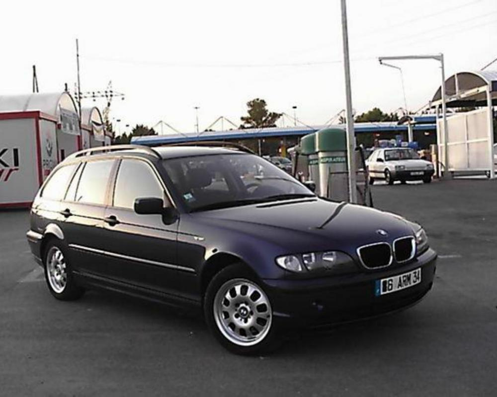 BMW 320d Break. View Download Wallpaper. 625x469. Comments