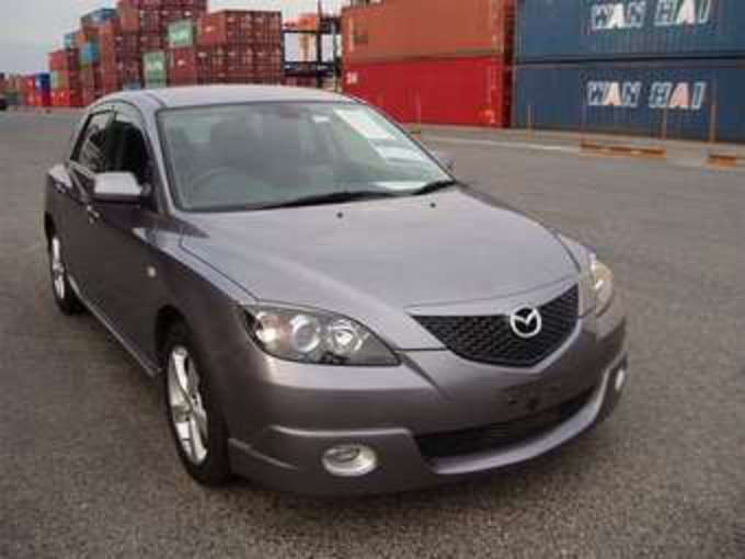 2007, I bought car mazda axela 2007 used car on 20