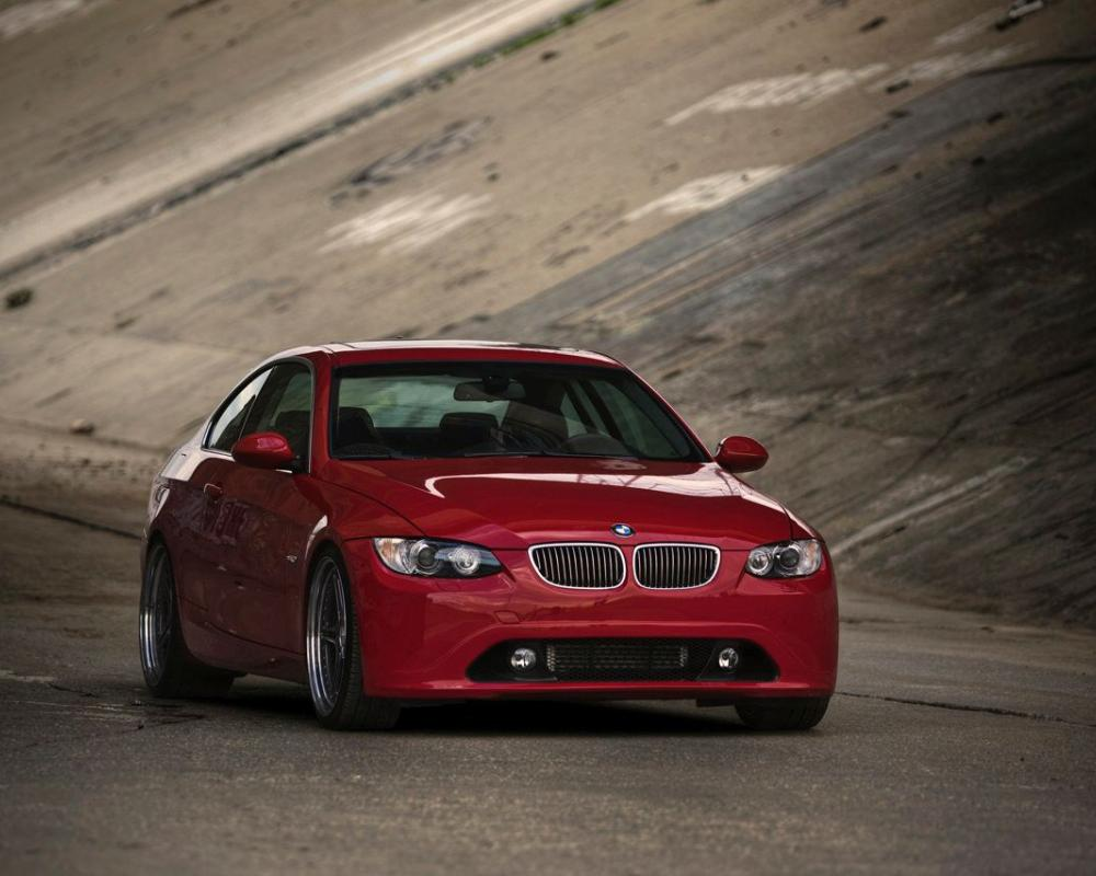 RDSport Debuts E92 BMW 335i-Based RS325 BiTurbo