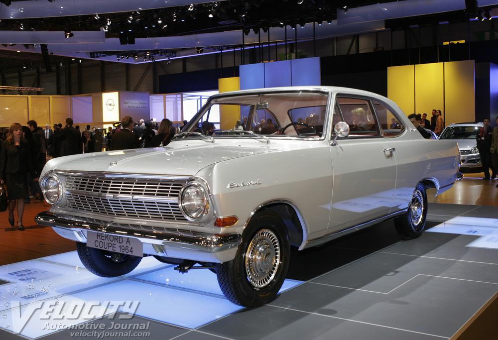 1964 Opel Rekord Coupe