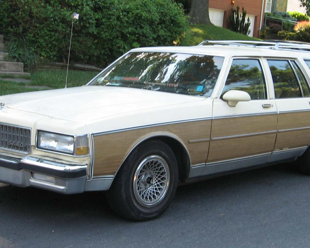 Chevrolet caprice wagon (684 comments) Views 2109 Rating 44