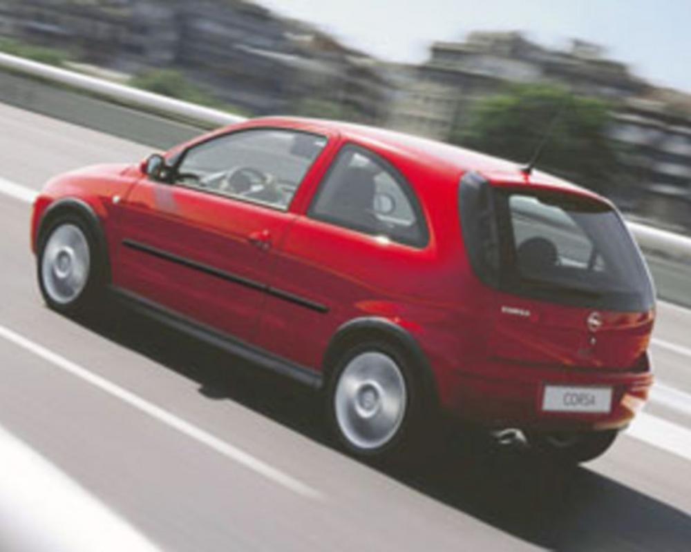 Opel corsa 12 twinport (277 comments) Views 47806 Rating 11