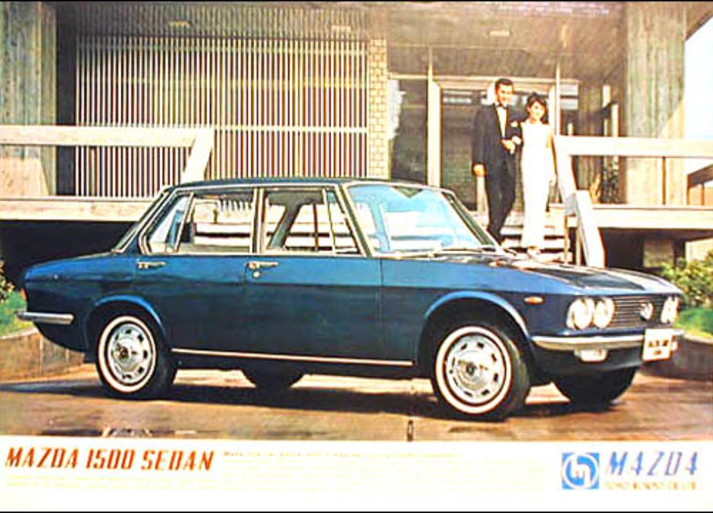 Alfa & the Mazda 1500 - Alfa Romeo Bulletin Board & Forums