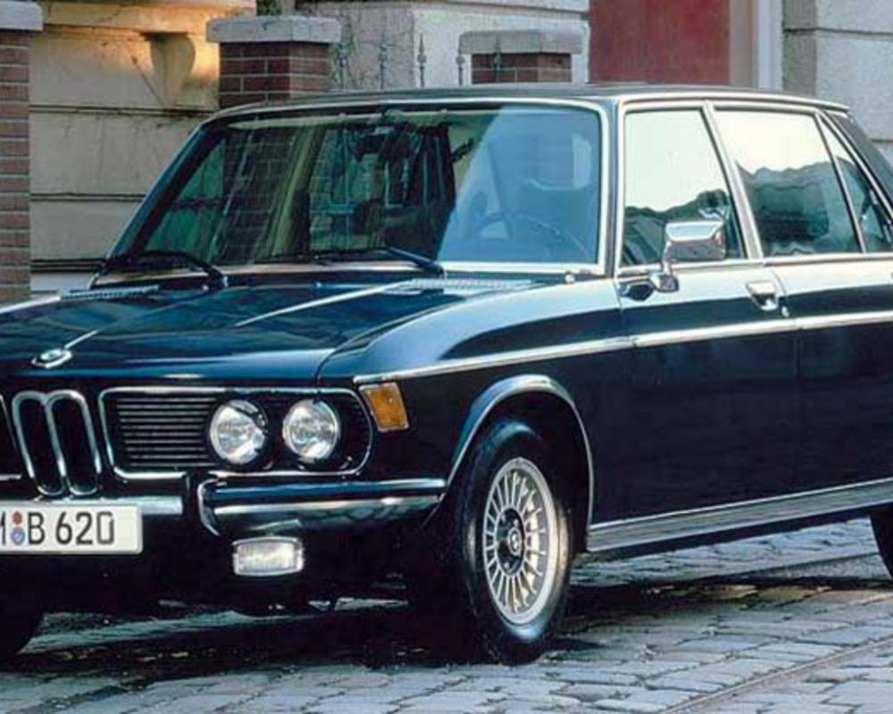 BMW 2500 - huge collection of cars, auto news and reviews, car vitals,