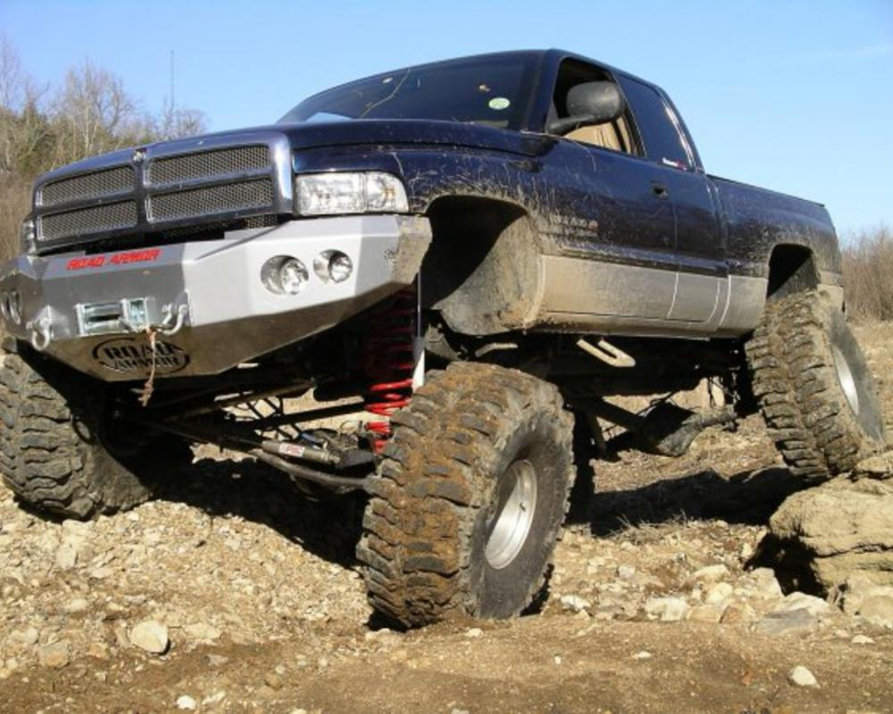 2001 Dodge Ram 1500 4x4 Off Road Edition I built this truck from stock and