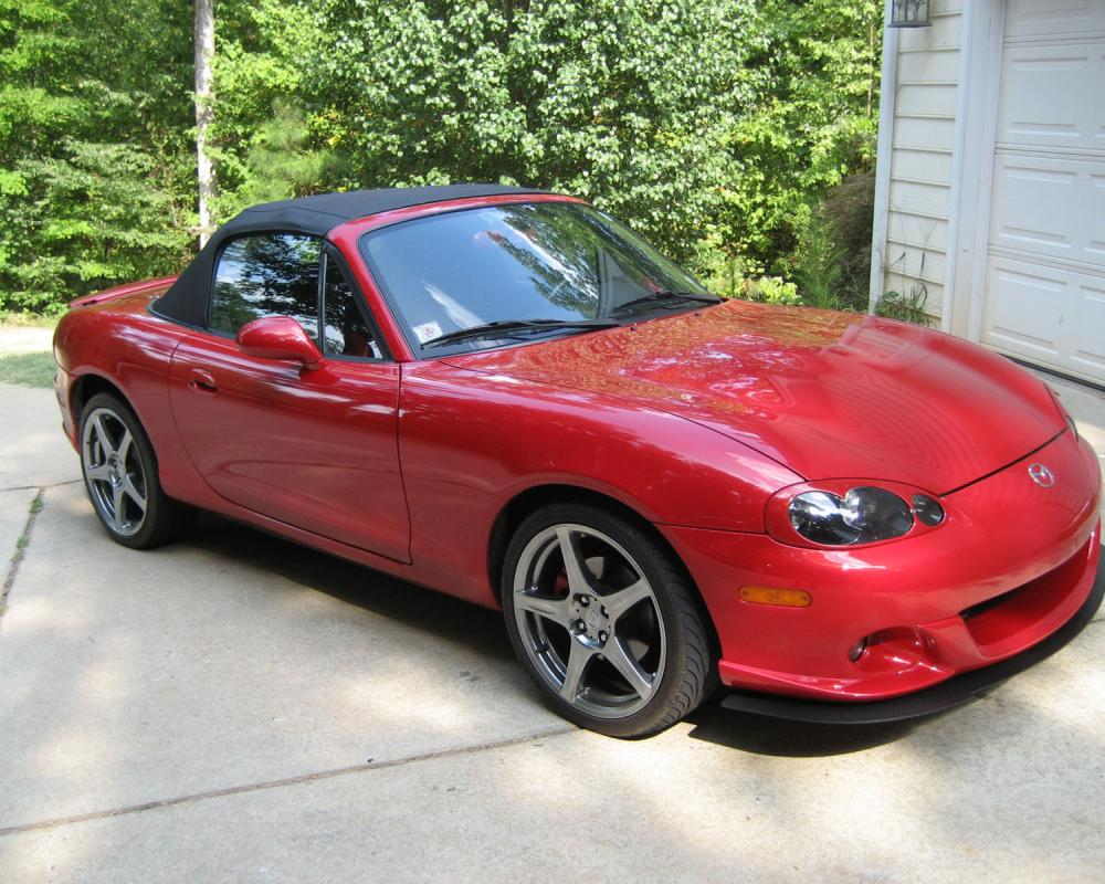 Mazda Miata MX-5 anniversary edition. View Download Wallpaper. 1600x1200