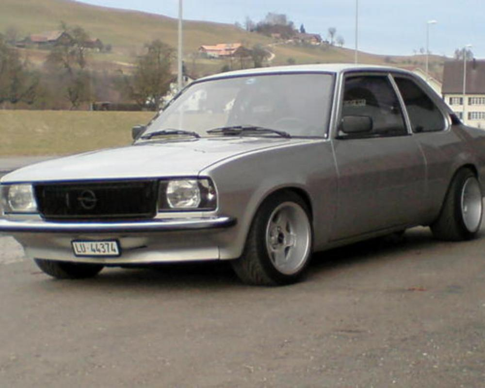 Opel Ascona 20 S. View Download Wallpaper. 538x404. Comments
