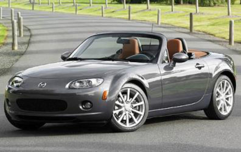 2013 Mazda MX-5 Soft-top; 2013 Mazda MX-5 Roadster Coupe