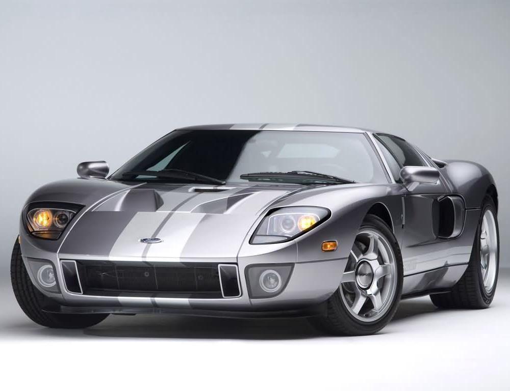 Ford GT Car Specifications