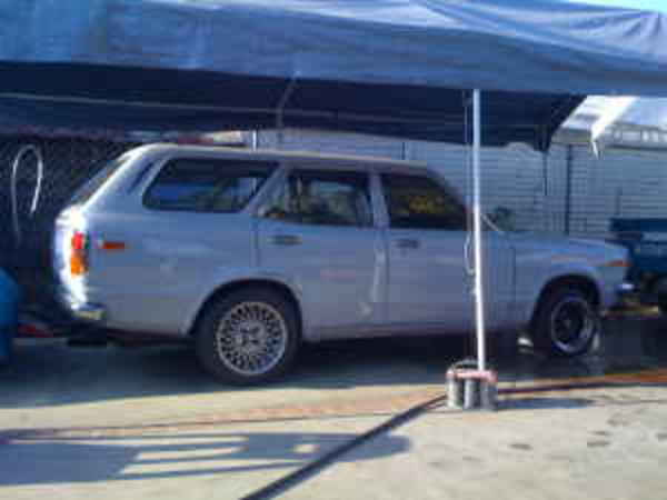 Mazda RX3 Wagon for sale. Some day in the not-too-distant future,
