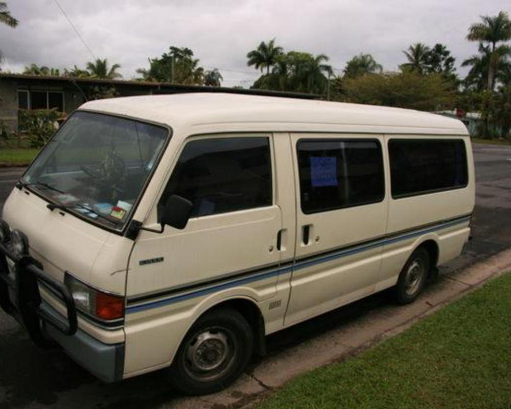 Pictures of 1986 Mazda E2000 CamperVan - in Great Condition!