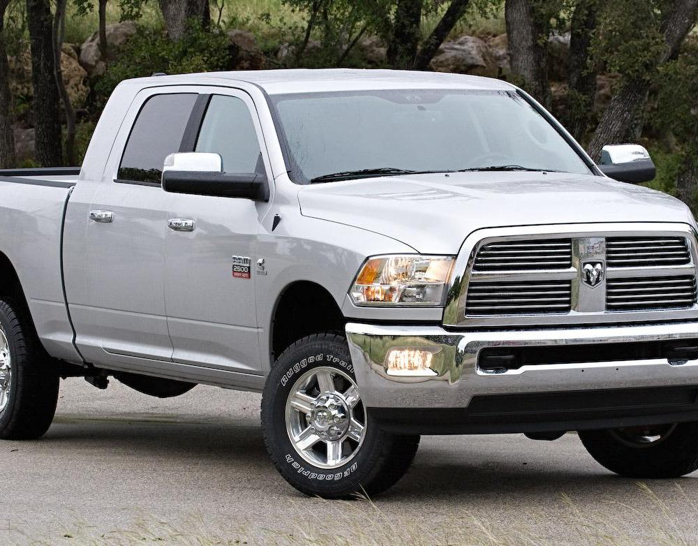 2010 Dodge Ram 2500 Heavy Duty. WALLPAPER; PRINT; RETURN TO ARTICLE