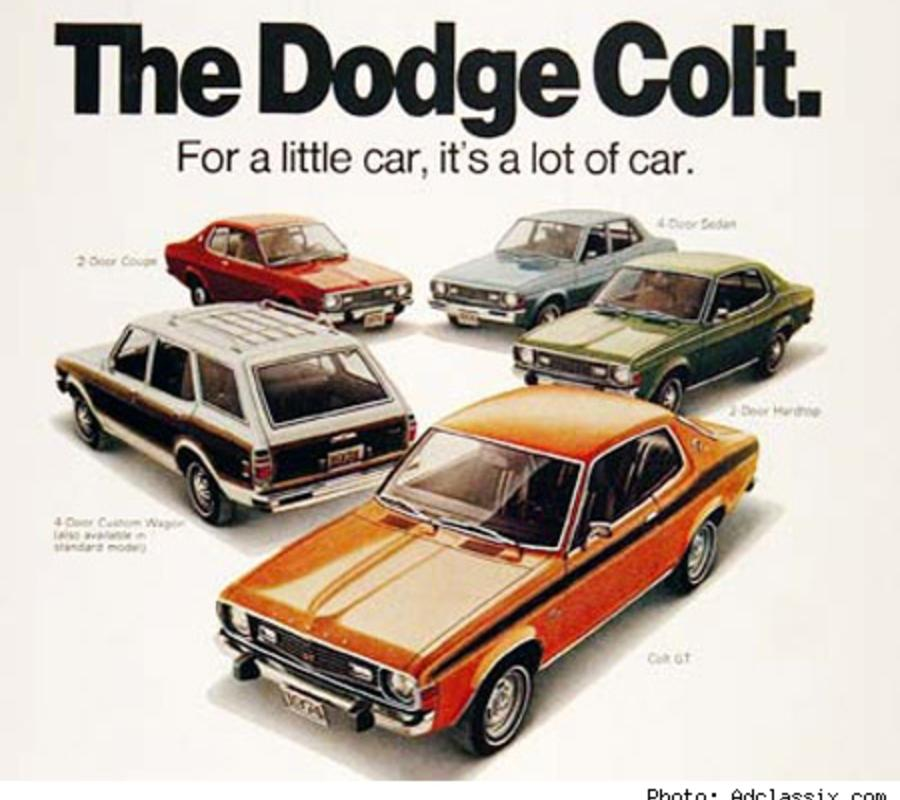 1977 Dodge Colt - Station Wagon Forums