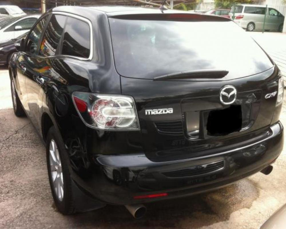 Pictures of Mazda CX-7 2.3 Turbo Sport (A) 07/10