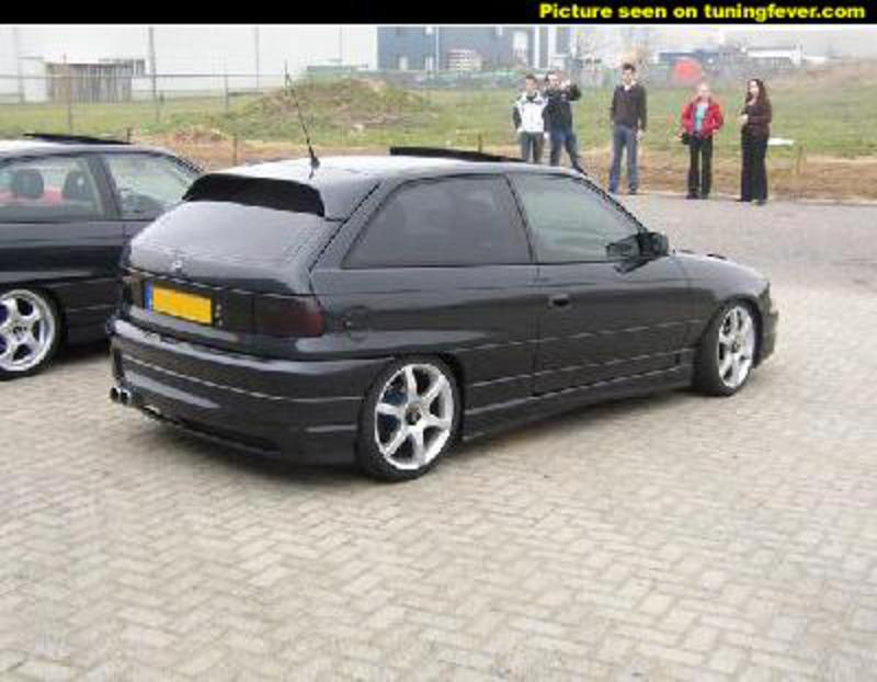 Opel astra gsi (777 comments) Views 31785 Rating 53