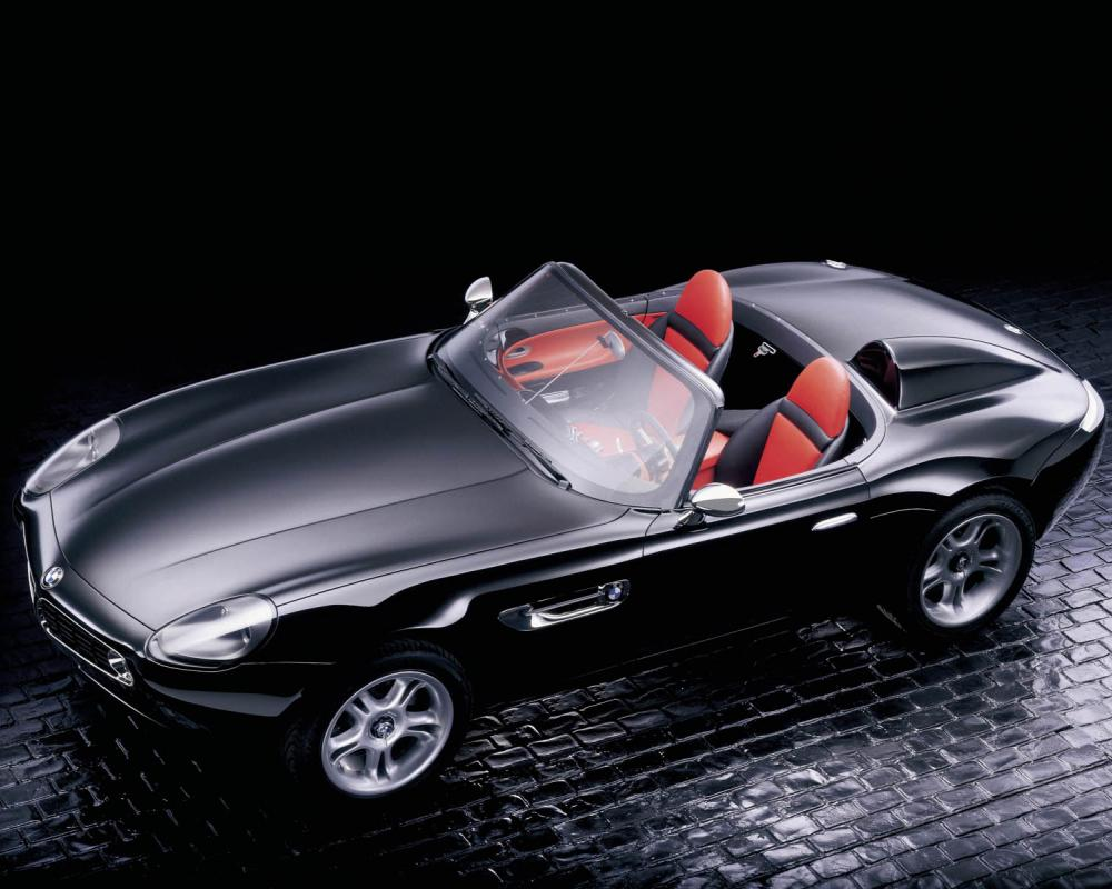 BMW Z8 Wallpaper