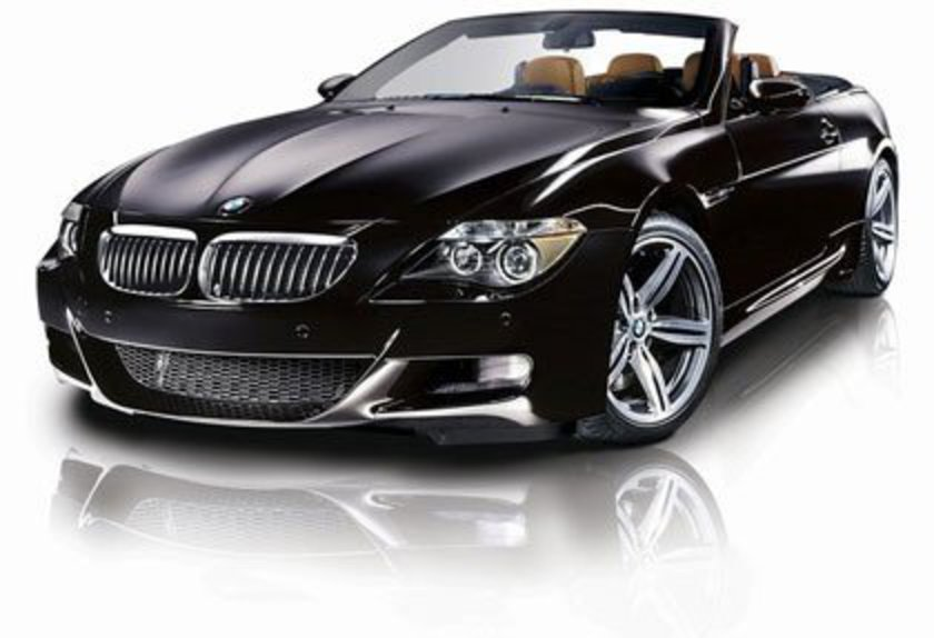 bmw 335i convertible picture