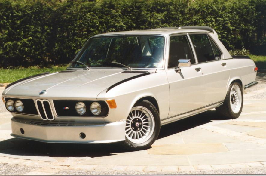 1969 BMW 2800 auction sales and data.