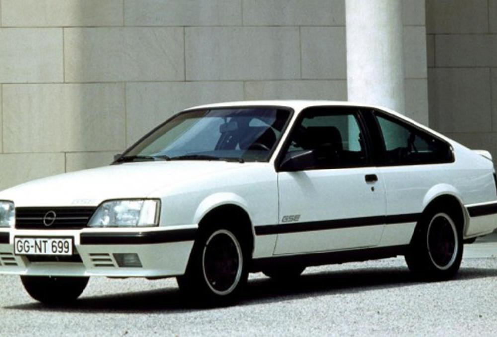 The cut price autobahnstormer - The Opel Monza GSE