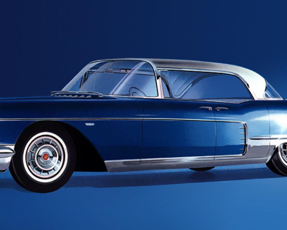 1958 Cadillac Eldorado Brougham | Recently added Cars Home | Buy art.
