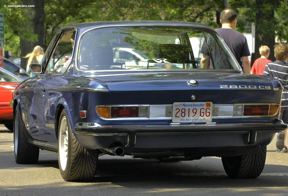 1970 BMW 2800 auction sales and data.