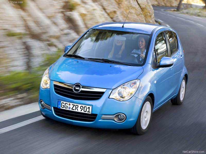 Opel Agila 12. View Download Wallpaper. 800x600. Comments